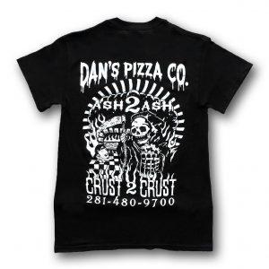Dan's Pizza Ash 2 Ash